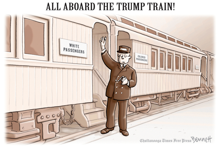 Clay Bennett Comic Strip for July 31, 2019