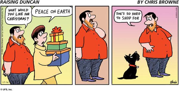 Raising Duncan Comic Strip for January 22, 2020