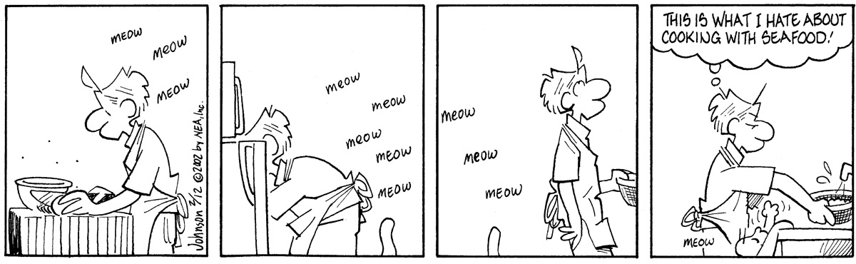 Arlo and Janis Comic Strip for February 12, 2002