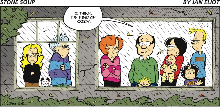 Stone Soup for Oct 28, 2012 Comic Strip
