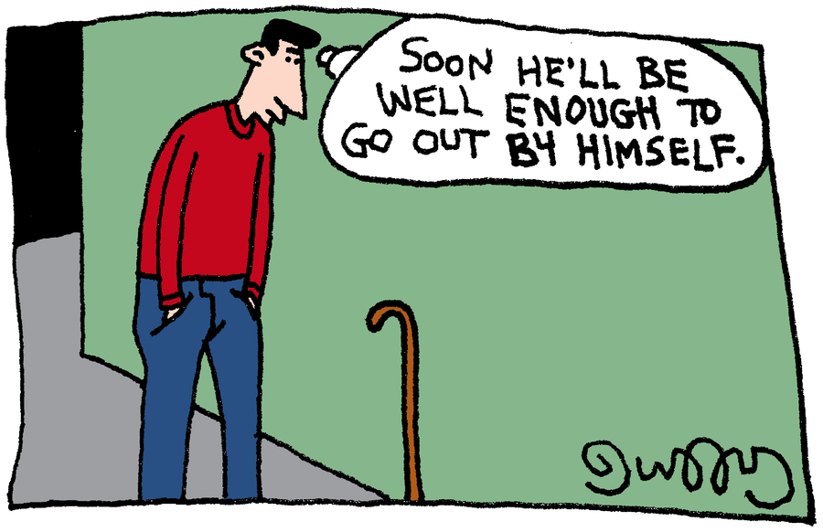 Lug Nuts Comic Strip for August 01, 2021