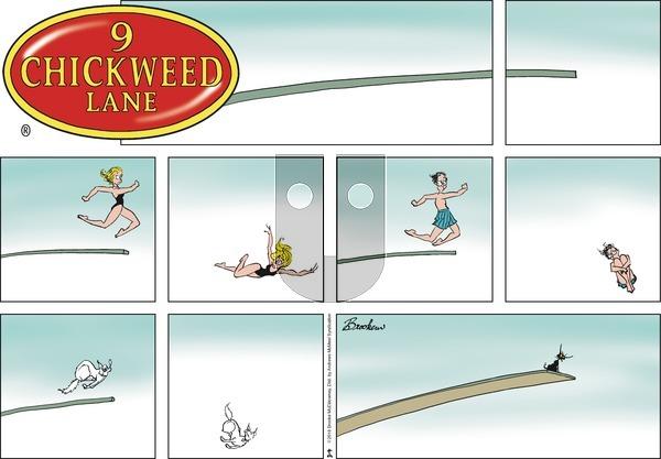 9 Chickweed Lane - Sunday March 4, 2018 Comic Strip