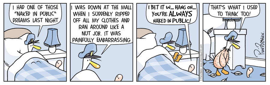Ollie and Quentin for Mar 9, 2013 Comic Strip