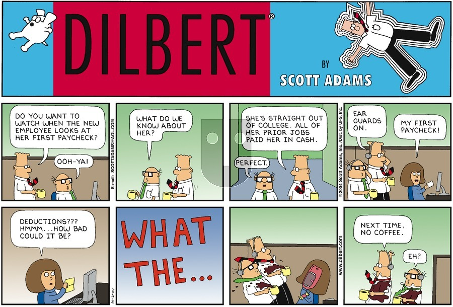 Purchase Comic Strip for 2004-10-03