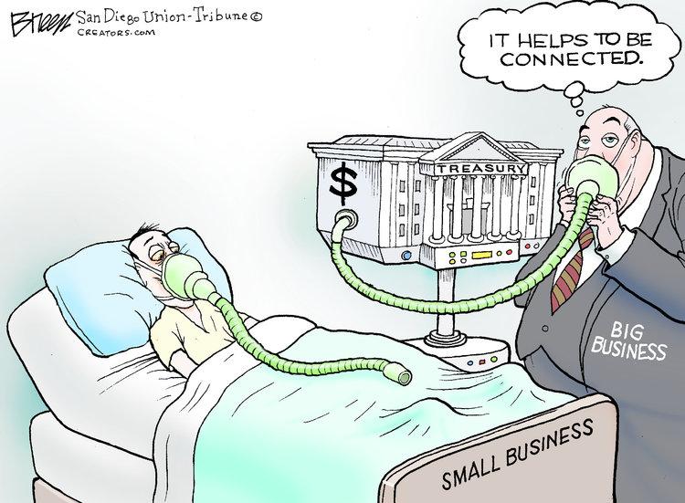 Steve Breen Comic Strip for April 26, 2020