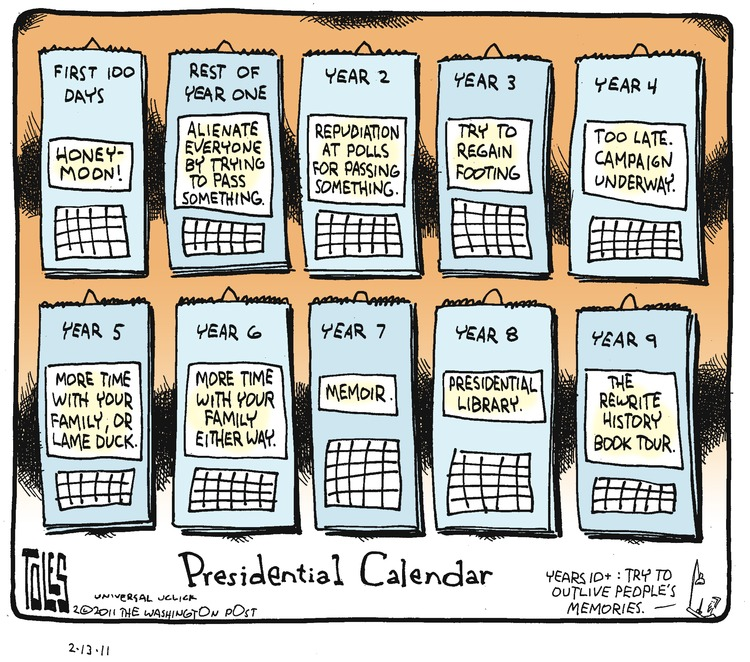 Tom Toles Comic Strip for February 13, 2011