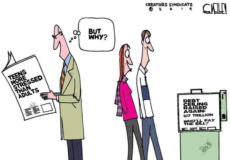 Steve Kelley Comic Strip for February 14, 2014