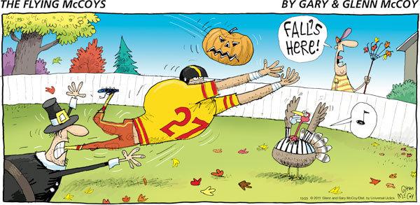 Fall's Here!