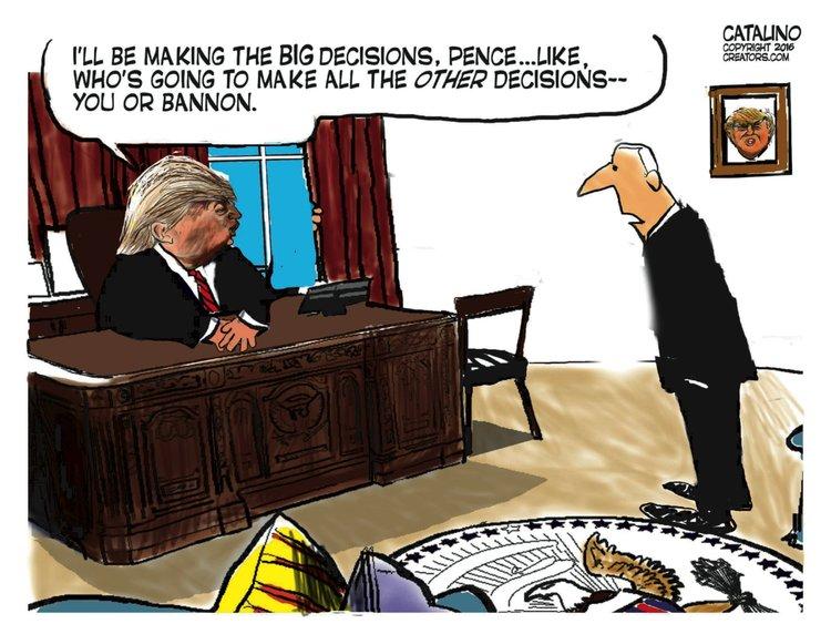 Ken Catalino Comic Strip for November 24, 2016