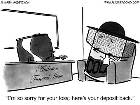 Andertoons Comic Strip for April 17, 2013