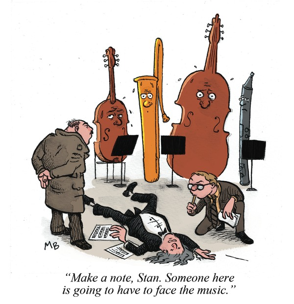 Symphony Murder