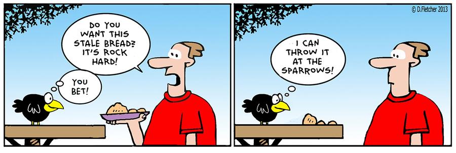 Crumb for Mar 27, 2013 Comic Strip