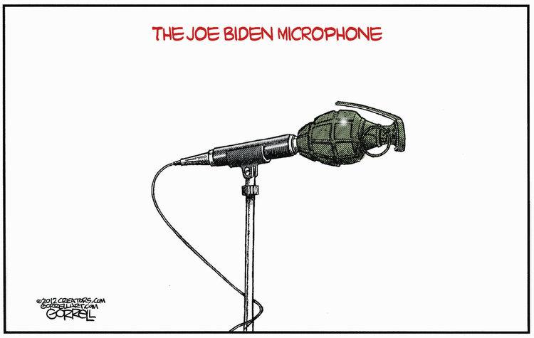 Bob Gorrell Comic Strip for October 03, 2012