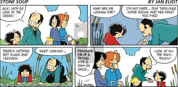 Stone Soup on Sunday May 8, 2016 Comic Strip