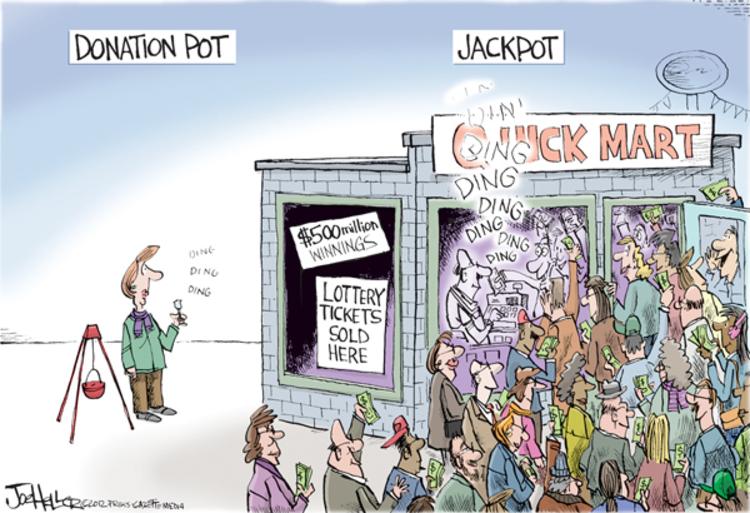 Joe Heller for Nov 28, 2012 Comic Strip