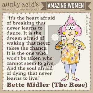 Aunty Acid on Friday November 1, 2019 Comic Strip