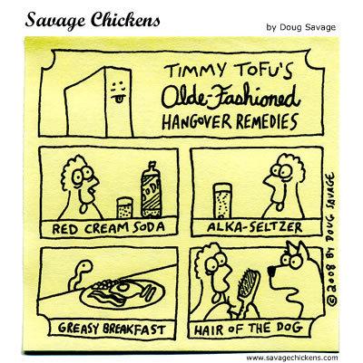 Savage Chickens by Doug Savage for January 01, 2019