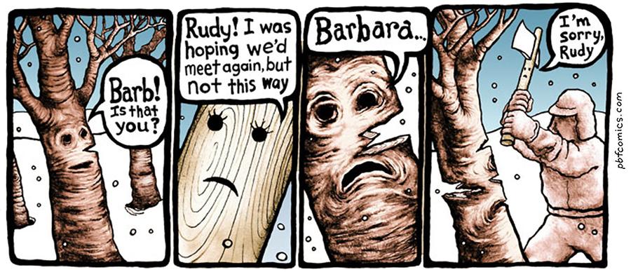 Perry Bible Fellowship Comic Strip for April 13, 2021