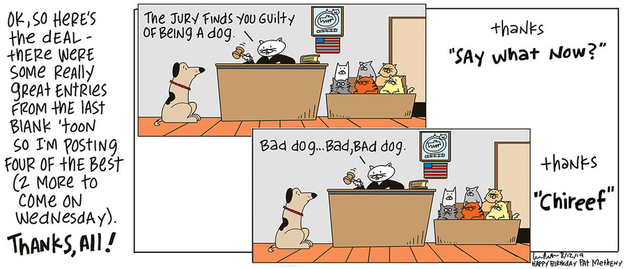 The Big Picture Comic Strip for August 12, 2019