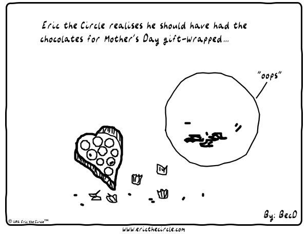 Eric the Circle for Sep 25, 2017 Comic Strip