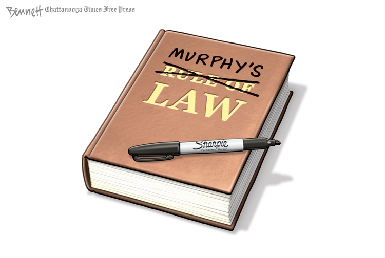 Clay Bennett Comic Strip for February 16, 2020