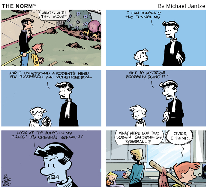 The Norm 4.0 by Michael Jantze