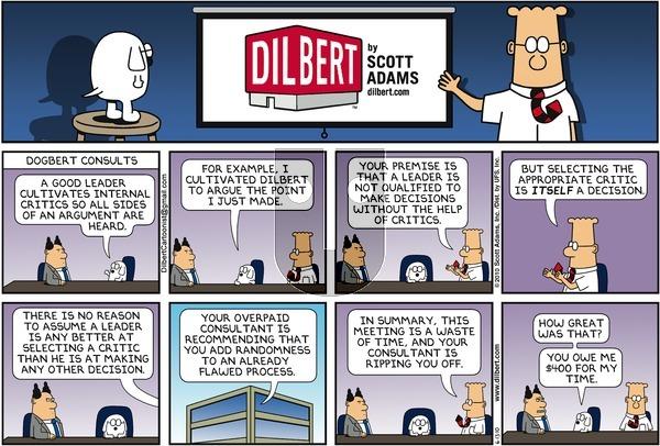 Dilbert on Sunday June 13, 2010 Comic Strip