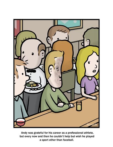 Foolish Mortals Comic Strip for January 20, 2020