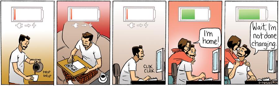 Beardo for Dec 14, 2012 Comic Strip