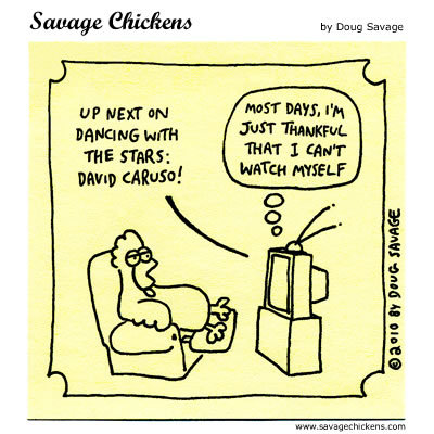 Savage Chickens Comic Strip for October 17, 2014