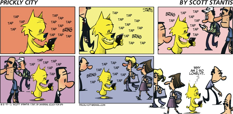 Prickly City for Mar 10, 2013 Comic Strip