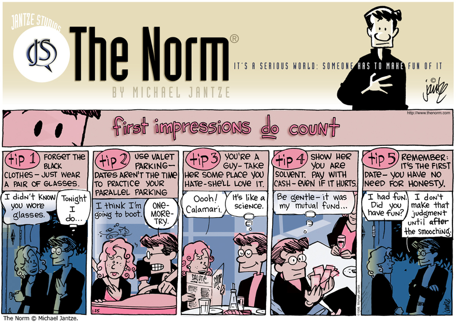 The Norm Classics for Jan 25, 2013 Comic Strip