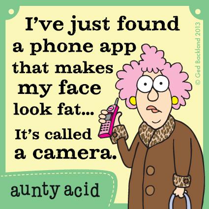 Aunty Acid for Sep 23, 2013 Comic Strip