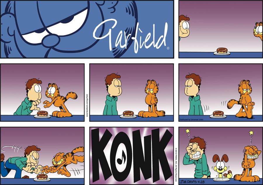 *Konk*