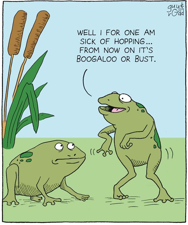 Brevity Comic Strip for September 16, 2005