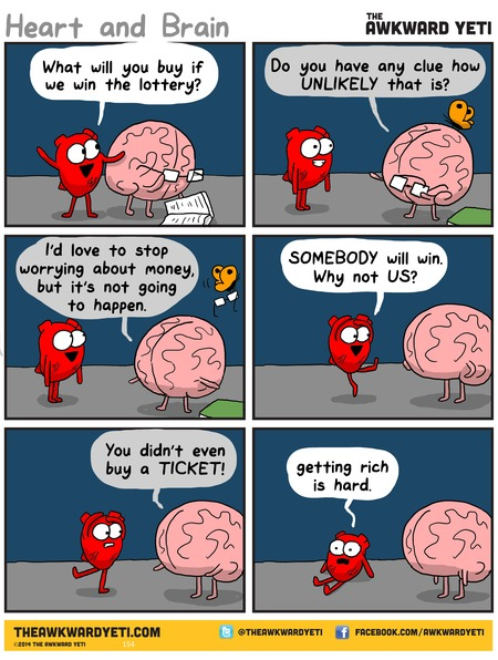 The Awkward Yeti for Jun 21, 2015 Comic Strip