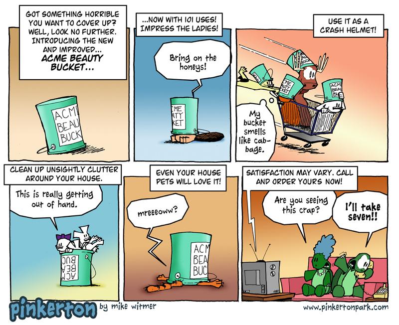 Pinkerton for Jun 14, 2013 Comic Strip