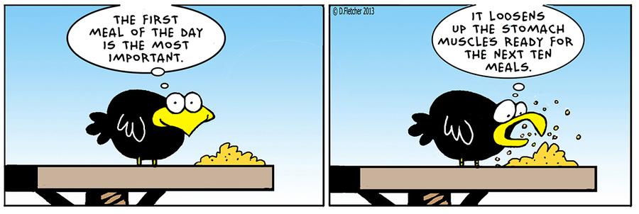 Crumb for May 25, 2013 Comic Strip