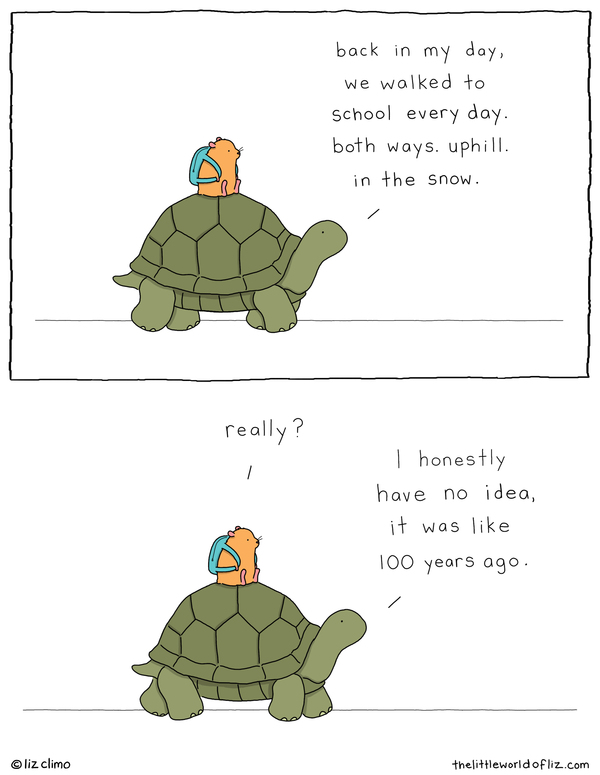 Liz Climo Cartoons Comic Strip for January 11, 2021