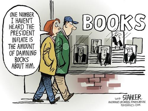 Jeff Stahler on Sunday February 17, 2019 Comic Strip