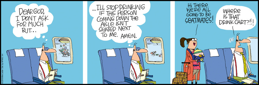 Mike du Jour by Mike Lester for March 04, 2019