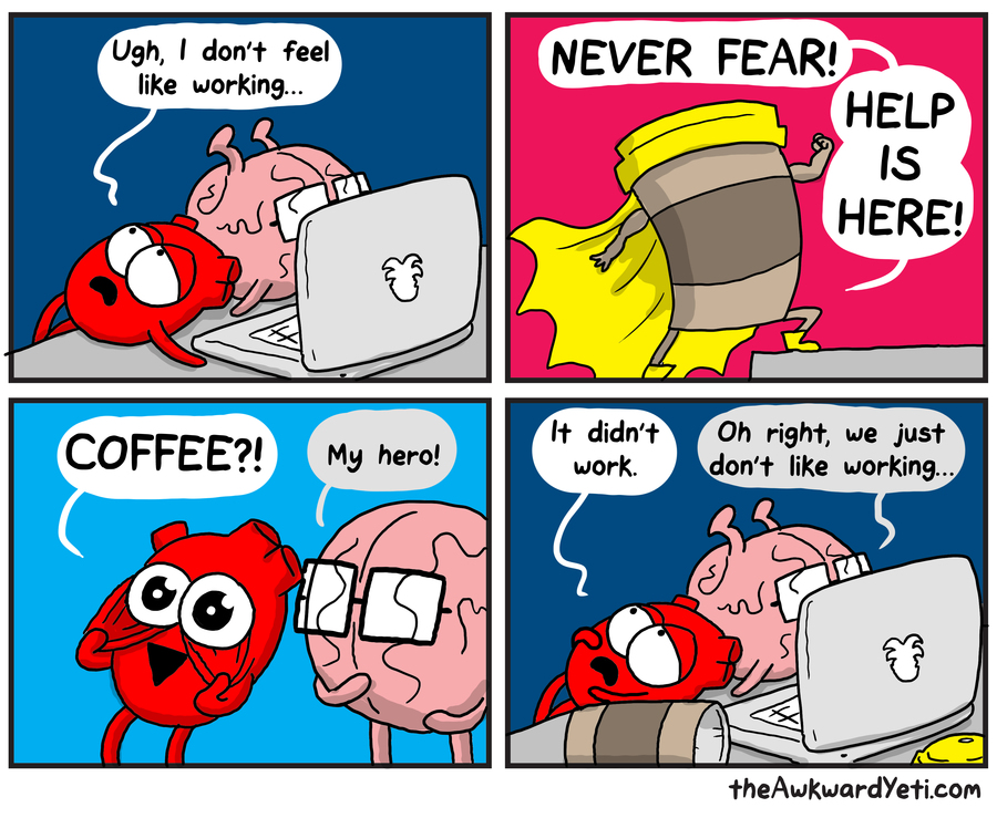 The Awkward Yeti by Nick Seluk for August 05, 2019