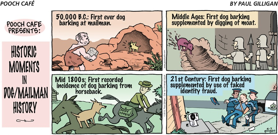 Pooch Café Presents: