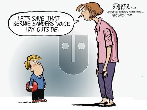 Jeff Stahler on Sunday September 15, 2019 Comic Strip