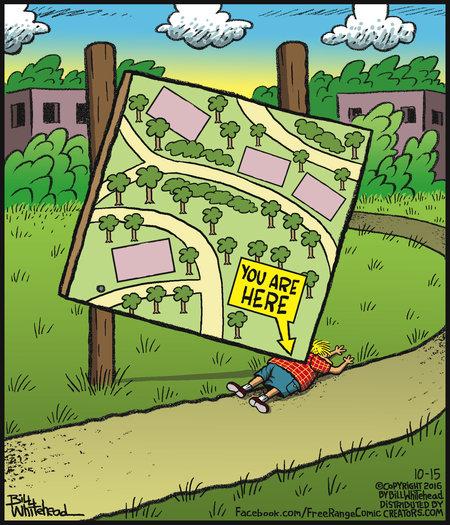 Free Range Comic Strip for October 15, 2016