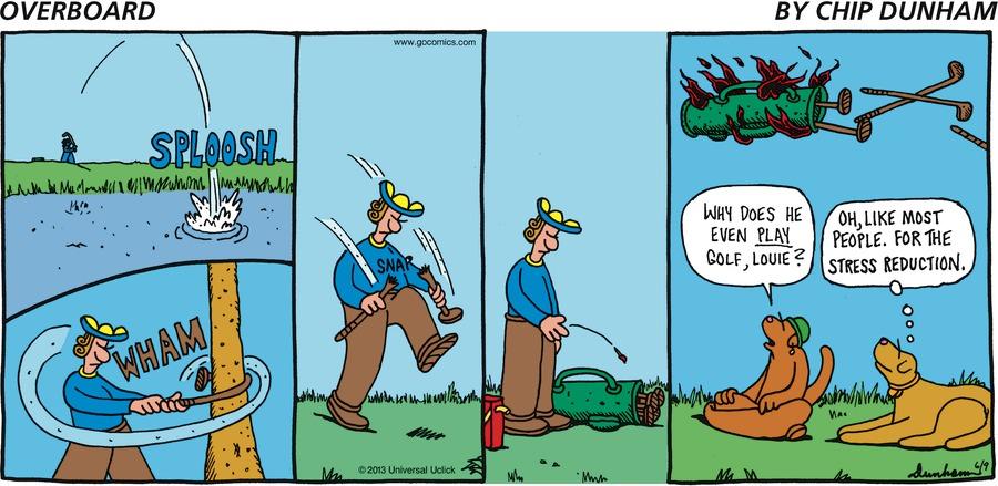 Overboard for Jun 9, 2013 Comic Strip