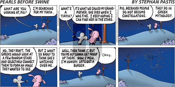 Pearls Before Swine on Sunday May 24, 2009 Comic Strip