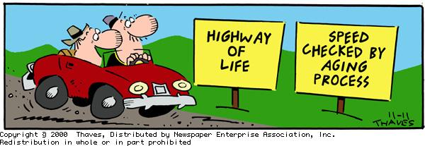 """Highway of life.""