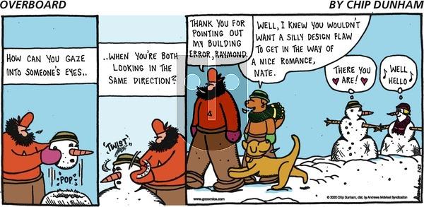Overboard - Sunday February 23, 2020 Comic Strip