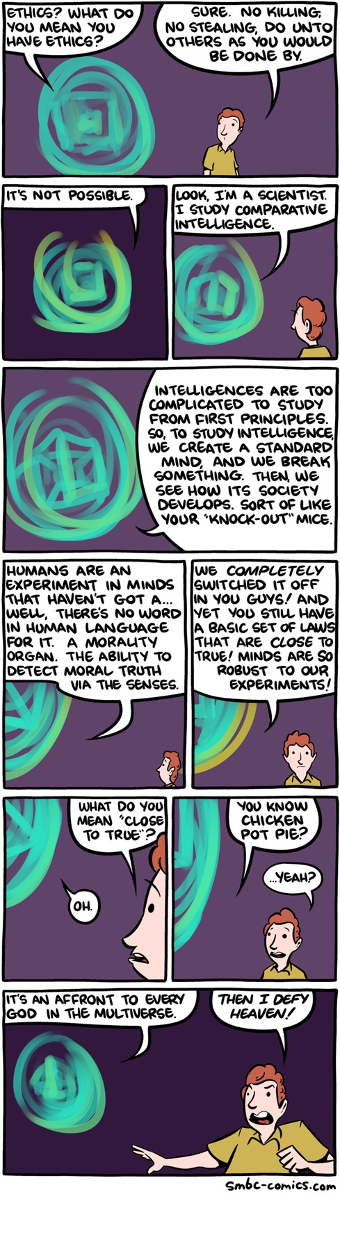 Saturday Morning Breakfast Cereal Comic Strip for February 26, 2017